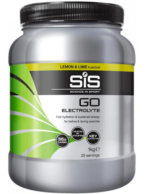 SiS GO Electrolyte Drink Dose 1kg Lemon/Lime